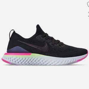 Women's Nike Epic React Flyknit 2 running shoes